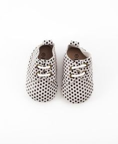 the Classic Dots baby oxford. $30 www.piperfinn.com