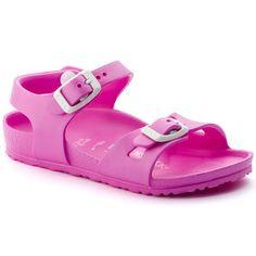 Rio Kids Essentials Neon Pink EVA