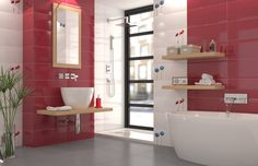 3d bathroom ceramic modern