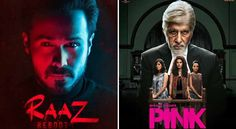 Raaz Reboot vs Pink Movie: So it's another Friday and on this 16th September two…