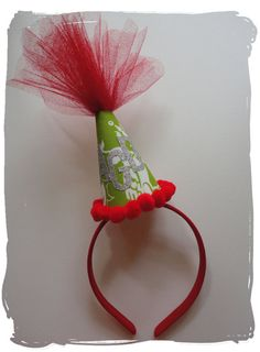AGD Pledge Party hat by alphabulous on Etsy, $18.00