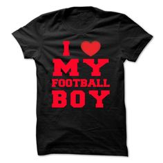 I love my FOOTBALL BOY, Order HERE ==> https://www.sunfrog.com/Automotive/I-love-my-FOOTBALL-BOY-lditu.html?id=41088 #christmasgifts #xmasgifts #footballlovers