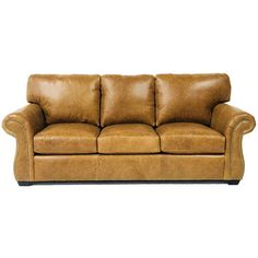 Rolled Arm Leather Loveseat Custom Couches, Leather Loveseat, Back Pillow, Leather Furniture, Out Of Style, Furniture Collection, Kids House, Seat Cushions, Love Seat