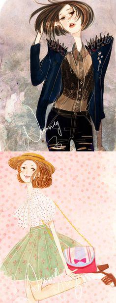 Art by Nancy Zhang
