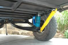 Solid axle vs independent trailer suspension - Patrol 4x4 - Nissan Patrol Forum