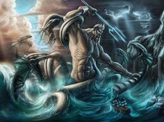 What Greek Mythological Creature Are You?