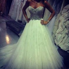 Say yes to the dress ♥