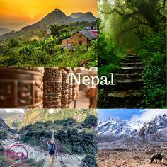 Stunning scenery and beautiful locals. Nepal, Scenery, Travel, Inspiration, Beautiful, Biblical Inspiration, Trips, Landscape, Viajes