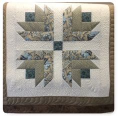 From Ann - This was the professional quilting (with thanks to her talented friend Frances Taylor) for the accompanying pillows to her daughter's quilt before binding. Project Yourself, Show And Tell, Love Is All, Ann, Quilting, Thankful, Blanket, Pillows, Creative