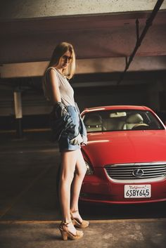 Processed with VSCO with 5 preset Mother Agency, Parking Lot, New Face, Southern California, Savannah Chat, Vsco, Mini Skirts, Model, Fashion