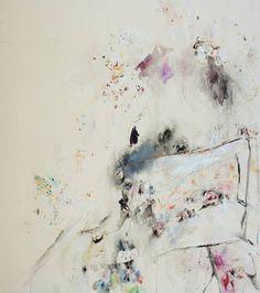 """Saatchi Art Artist Paula Baader; Painting, """"paulas room"""" #art"""