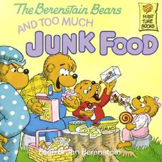It never occurred to me as a child how obnoxiously preachy these books were.  Nor how annoying that the characters didn't have actual names.