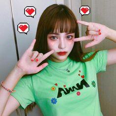 46k Followers, 290 Following, 451 Posts - See Instagram photos and videos from * ੈ✩‧₊˚ eevee (Lv.20) * ੈ✩‧₊˚ (@2v2_2v2) Korean Girl Photo, Korean Girl Fashion, I Love Girls, Cute Girls, Ulzzang Korean Girl, Korean Aesthetic, Asian Makeup, Grunge Girl, Cute Makeup