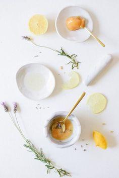 Lavender Honey Brightening Face Mask DIY
