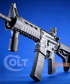 Colt has once again partnered with accessory manufacturer Magpul to offer an upgrade to Colt's popular Magpul Edition of Colt Rifle . Assault Weapon, Assault Rifle, Glock Guns, M4 Carbine, Ar Rifle, Firearms, Shotguns, Guns And Ammo, Hand Guns