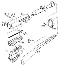 ruger ar 15 exploded diagram batten holder wiring parts list steve s stuff 10 22 teardown