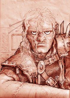 Viking 1 by yzorg on DeviantArt Viking 1, Waiting For Him, Sketching, Beer, Princess Zelda, Deviantart, Fictional Characters, Root Beer, Fantasy Characters