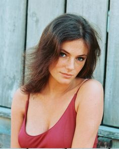 '60s and '70s beauty — Jacqueline Bisset