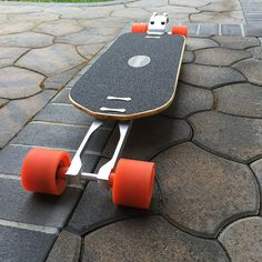 GBOMB CAMBIAR- portable tweakable longboard under test!!