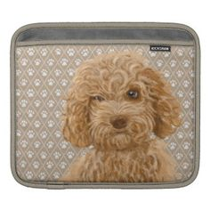Labradoodle Love™: products on Zazzle Ipad Sleeve, Cartoon Dog, Labradoodle, Puppies, Dogs, Painting, Cover, Puppys, Pet Dogs