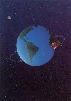 Michael Sowa satellite pig