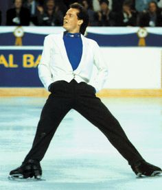 Kurt Browning.I love watching the ice skating. Please check out my website Thanks.  www.photopix.co.nz
