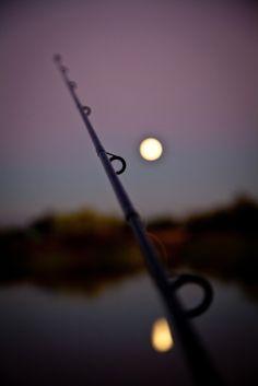 Fishin in the dark