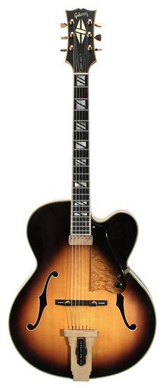 Gibson Electric Guitar | 1974 Johnny Smith Sunburst | Rainbow Guitars