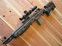 You're not bulletproof..., JAE A Springfield Armor SOCOM II with the JAE-100...