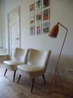 Van oude dingenset coctail stoelen VERKOCHT » Van oude dingen