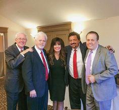 Wayne, Merrill, Marie, Jay and Alan Osmond