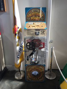 16 Best Crushed penny machines of San Francisco and the Bay
