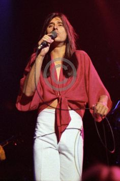 Steve Perry.  Just for you, Sheena