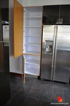 alacenas gabinetes y cajones para cocinas integrales