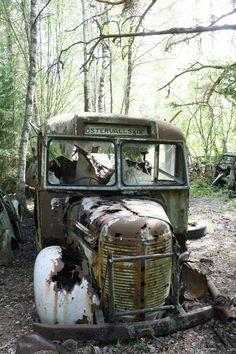 Rust in Peace...