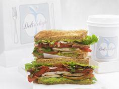 Chicken-Club-Sandwich Rezept