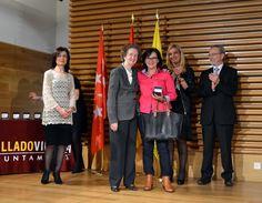 La prestigiosa científica Margarita Salas presidió el homenaje a los profesores jubilados - villalbainformacion.com