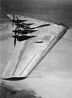 Flying Wing Bomber