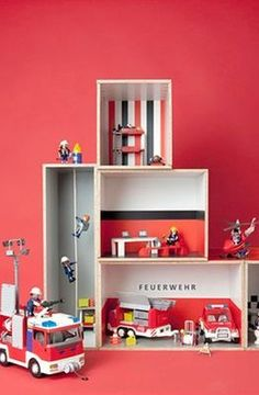 DIY-Anleitung: Puppenhaus selber bauen via DaWanda.com