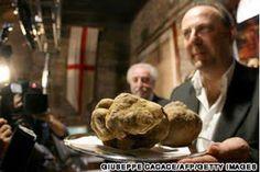 Văn hóa ẩm thực - Lễ hội nấm ở Alba, Ý