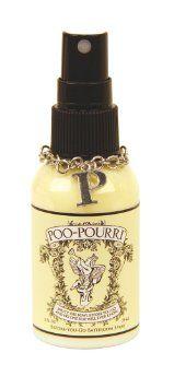 Amazon.com: Poo-Pourri Original Bottle - 2 Ounces Toilet Spray: Health & Personal Care