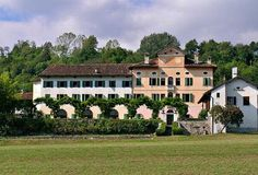 Villa Azzoni Avogadro Santa Giustina Belluno Dolomiti Veneto Italia