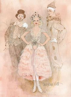 Costumes in 'Water for Elephants' - Jacqueline West
