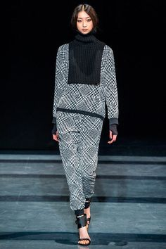 Tibi Fall 2013 Ready-to-Wear Collection Slideshow on Style.com