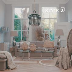 The tranquil natural look versus a cheerful touch of colour!  #rivieramaison #woonkamer #interieur #homedeco #decoratie #interiorstyle #homeinspo Interior Styling, Interior Design, Color Pop, Colour, Natural Interior, Unique Furniture, Natural Looks, Own Home, Home Deco