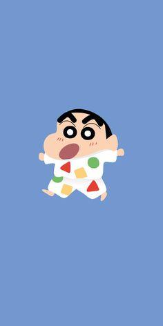 Sinchan Wallpaper, Cute Pastel Wallpaper, Cartoon Wallpaper Iphone, Cute Disney Wallpaper, Kawaii Wallpaper, Cute Cartoon Wallpapers, Sinchan Cartoon, Cute Bunny Cartoon, Doraemon Cartoon