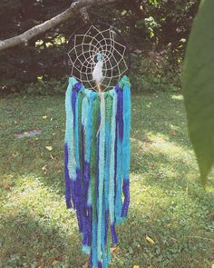 The Rylie Dreamcatcher by WovenTheShop on Etsy