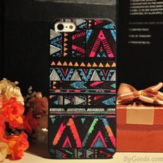 Bohemian Colorful Totem Iphone 4/4s/5 Case