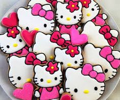 24 Best Hello Kitty Cookies Decorated Images Decorated