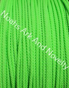 LIME GREEN Polly Rope